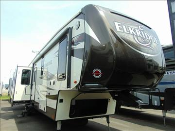 2017 Heartland RV Elkridge 39RDFS for sale at Baydo's RV Center in Fife WA