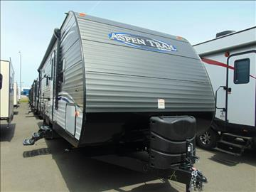 2017 Keystone Aspen Trail 2810BHS for sale at Baydo's RV Center in Fife WA