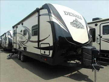 2017 Keystone Denali Lite 2371RB THERMAL PAC for sale at Baydo's RV Center in Fife WA