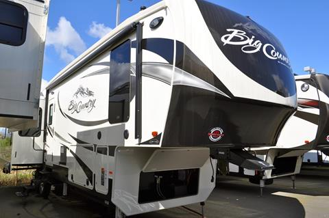 2017 Heartland Big Country 3450TS for sale in Fife, WA
