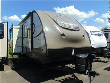 2017 Forest River Surveyor 247BHDS ARCTIC PACKAG for sale at Baydo's RV Center in Fife WA