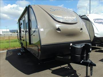 2017 Forest River Surveyor 240RBS ARCTIC PACKAGE for sale at Baydo's RV Center in Fife WA