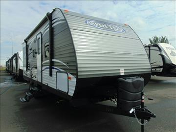 2017 Keystone Aspen Trail 2340BHS for sale at Baydo's RV Center in Fife WA