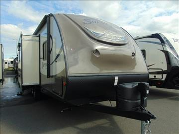 2017 Forest River Surveyor 226RBDS ARCTIC PACKAG for sale at Baydo's RV Center in Fife WA