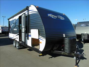 2017 Dutchmen Aspen Trail 2050QB for sale at Baydo's RV Center in Fife WA