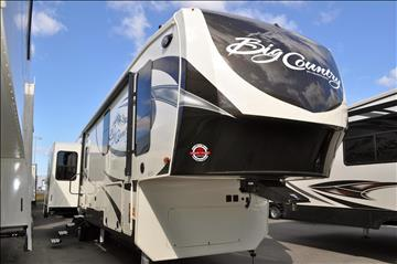 2017 Heartland RV Big Country 3850MB for sale at Baydo's RV Center in Fife WA