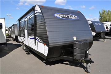 2017 Dutchmen Aspen Trail 2710BH for sale at Baydo's RV Center in Fife WA