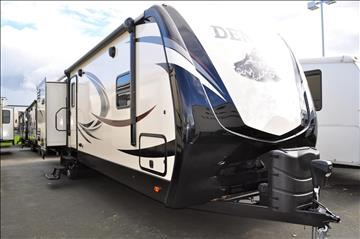 2017 Dutchmen Denali 371BH for sale at Baydo's RV Center in Fife WA