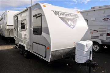 2016 Winnebago Micro Minnie 1706FB for sale at Baydo's RV Center in Fife WA
