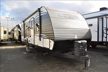2017 Dutchmen Aspen Trail 2340BHS for sale at Baydo's RV Center in Fife WA