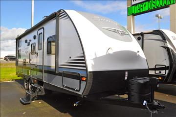 2017 Forest River Surveyor 245BHS for sale at Baydo's RV Center in Fife WA