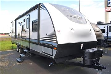 2017 Forest River Surveyor 295QBLE for sale at Baydo's RV Center in Fife WA