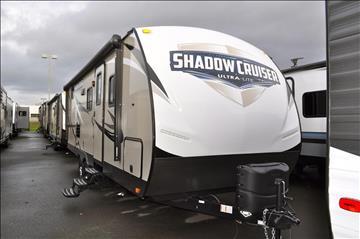 2017 Cruiser RV Shadow Cruiser 240BHS for sale at Baydo's RV Center in Fife WA