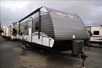 2017 Dutchmen Aspen Trail 2750BHS for sale at Baydo's RV Center in Fife WA
