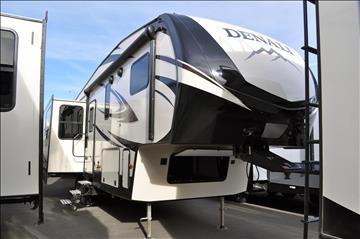 2017 Dutchmen Denali 2901RLS for sale at Baydo's RV Center in Fife WA