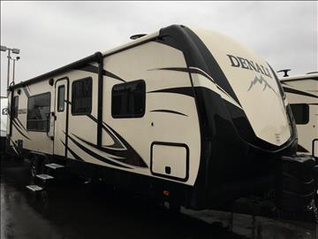 2017 Dutchmen Denali 289RK for sale at Baydo's RV Center in Fife WA