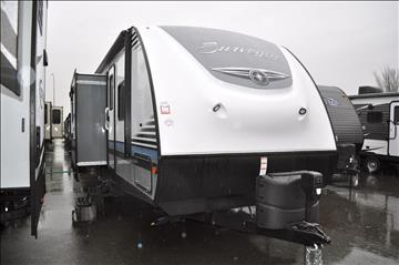 2017 Forest River Surveyor 247BHDS for sale at Baydo's RV Center in Fife WA