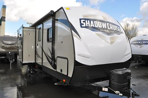2017 Cruiser RV Shadow Cruiser 282BHS