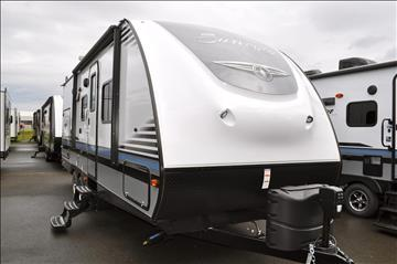 2017 Forest River Surveyor 243RBS for sale at Baydo's RV Center in Fife WA