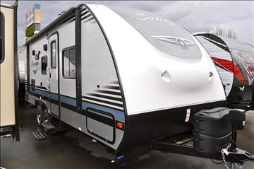 2018 Forest River Surveyor 220RBS for sale at Baydo's RV Center in Fife WA