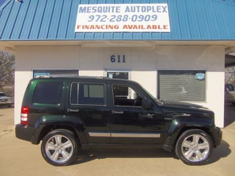 2012 Jeep Liberty for sale in Mesquite, TX