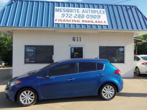 2015 Kia Forte5 for sale in Mesquite, TX