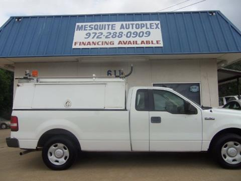2008 Ford F-150 for sale in Mesquite, TX
