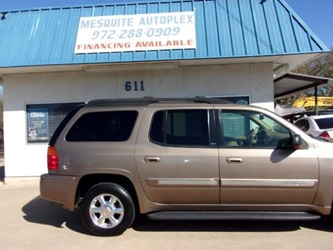 2003 GMC Envoy XL for sale at MESQUITE AUTOPLEX in Mesquite TX