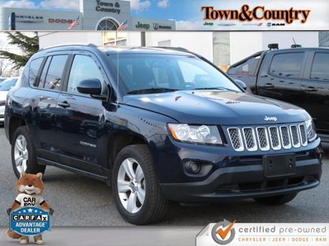 2017 Jeep Compass for sale in Levittown, NY