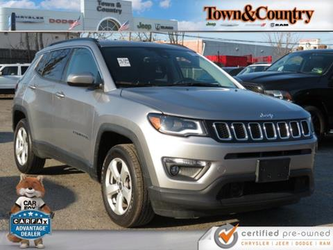 2018 Jeep Compass for sale in Levittown, NY