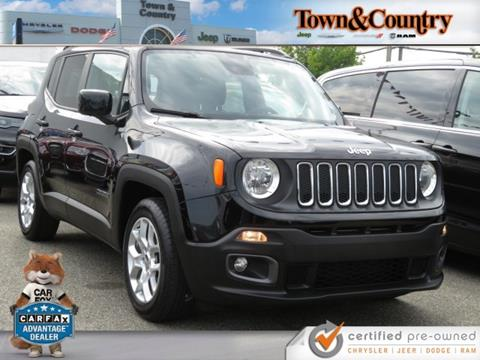 2017 Jeep Renegade for sale in Levittown, NY