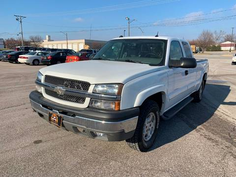 Used 2004 Chevrolet Silverado 1500 For Sale in Iowa ...