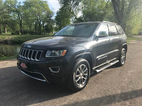 2014 Jeep Grand Cherokee for sale at Auto Quality Sale & Svc in Columbus NE