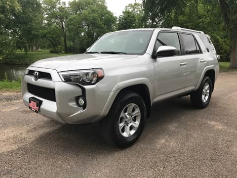 2016 Toyota 4Runner for sale at Auto Quality Sale & Svc in Columbus NE