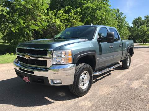2008 Chevrolet Silverado 2500HD for sale at Auto Quality Sale & Svc in Columbus NE
