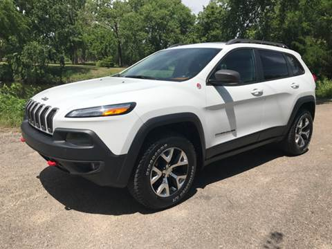 2014 Jeep Cherokee for sale at Auto Quality Sale & Svc in Columbus NE