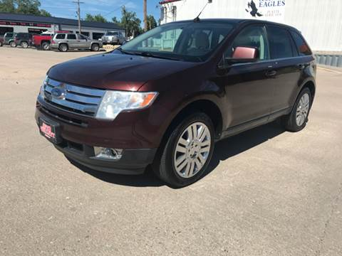 2010 Ford Edge for sale at Auto Quality Sale & Svc in Columbus NE