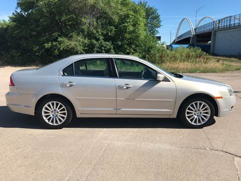 2009 Mercury Milan for sale at Auto Quality Sale & Svc in Columbus NE