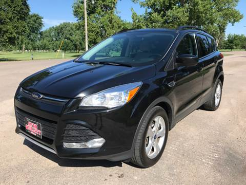 2015 Ford Escape for sale at Auto Quality Sale & Svc in Columbus NE
