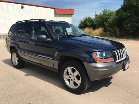 2004 Jeep Grand Cherokee for sale at Auto Quality Sale & Svc in Columbus NE