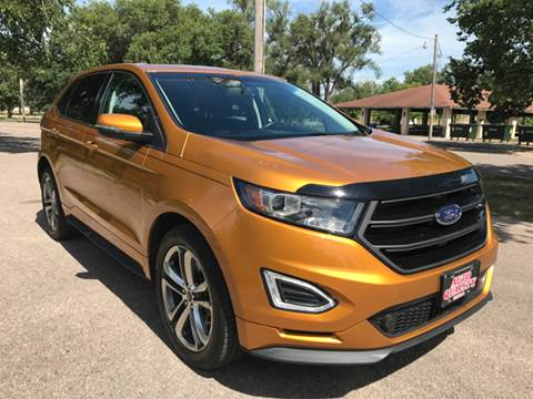 2015 Ford Edge for sale at Auto Quality Sale & Svc in Columbus NE