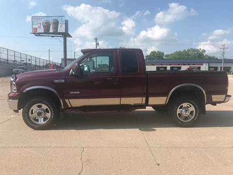 2006 Ford F-350 Super Duty for sale at Auto Quality Sale & Svc in Columbus NE