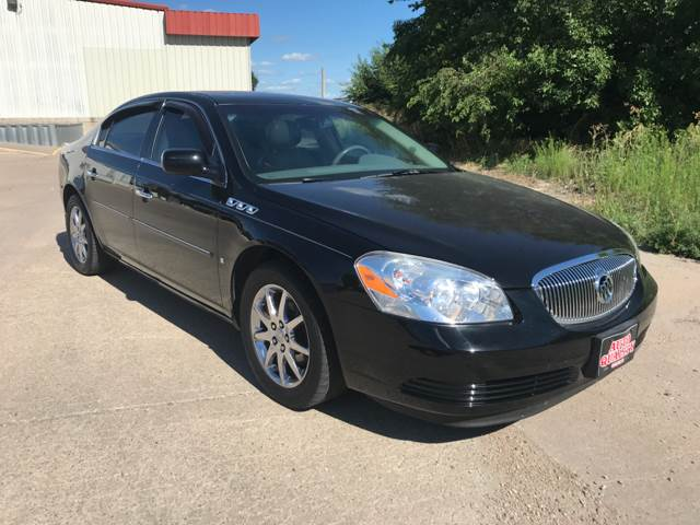 2007 Buick Lucerne Black >> 2007 Buick Lucerne Cxl V6 In Columbus Ne Auto Quality Sale Svc