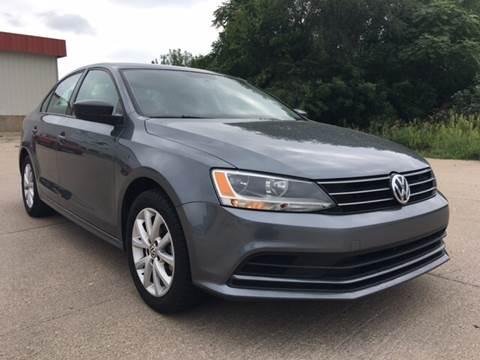 2015 Volkswagen Jetta for sale at Auto Quality Sale & Svc in Columbus NE