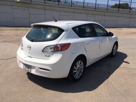 2013 Mazda MAZDA3 for sale at Auto Quality Sale & Svc in Columbus NE