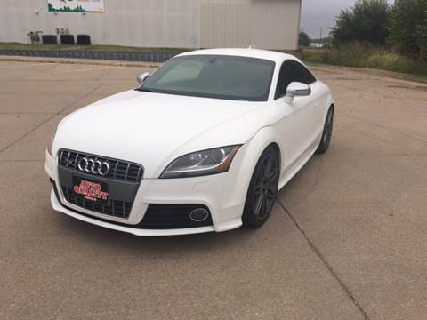 2009 Audi TTS for sale at Auto Quality Sale & Svc in Columbus NE