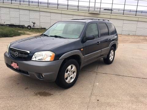 2002 Mazda Tribute for sale at Auto Quality Sale & Svc in Columbus NE