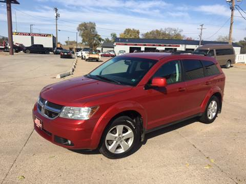 2010 Dodge Journey for sale at Auto Quality Sale & Svc in Columbus NE
