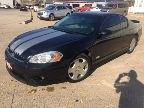 2007 Chevrolet Monte Carlo for sale at Auto Quality Sale & Svc in Columbus NE