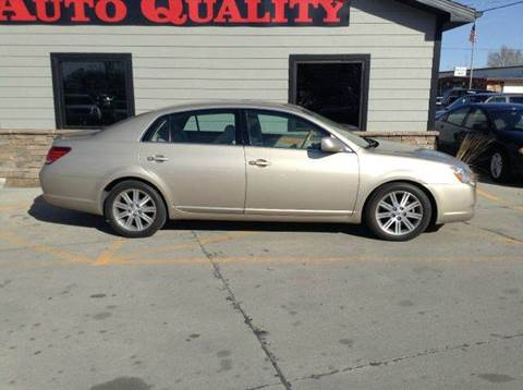 2005 Toyota Avalon for sale at Auto Quality Sale & Svc in Columbus NE